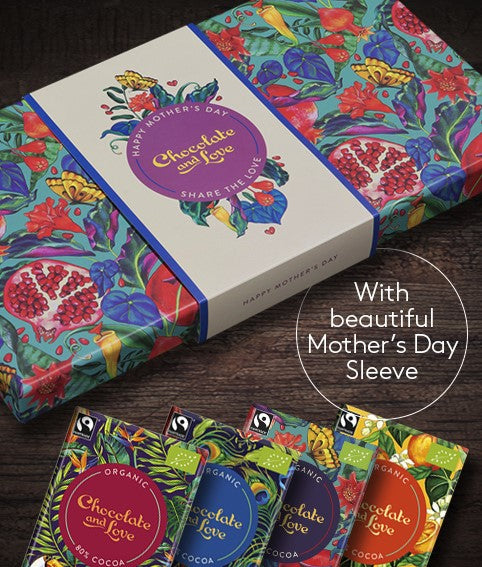 MOTHERS DAY POMEGRANATE ALL-VEGAN GIFT BOX