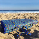 Beach Mat Blue