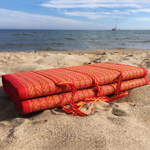 Beach Mat Orange