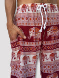 Elephant Pants Drawstring with Pocket