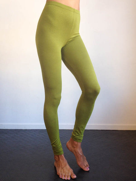 Elf Green Leggings
