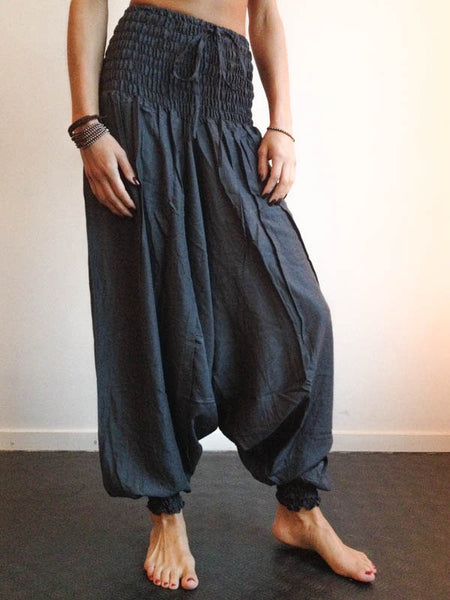 Harem Pants Grey
