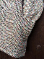Mottled Sparkly Knitted Cardi