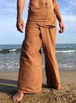 Thai Fisherman Pants Cotton Camel