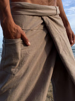 Thai Fisherman Pants Muang Cotton Latte