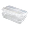 Image of compartment lunch box