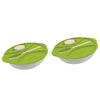 Image of Set of 2 - Practical Salad Time - Lunch Box