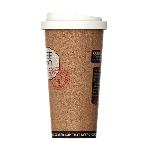Travel coffee mug Corky Cup - Leak Proof Set Of 2