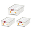 Image of Freezer Storage box Date n' Freeze 1.2L
