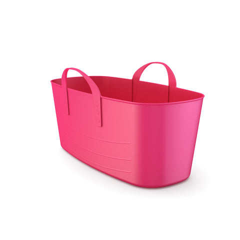 Trendy Slim Storage Tub - Multifunctional - 10L - Design At Home