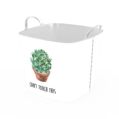 Stylish TUB  -25L- Storage Basket / Cactus Design