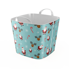 Stylish TUB  -25L- Storage Basket / Santa Claus