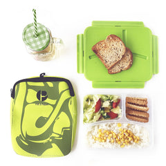 Prêt-à-Paquet Lunch Box - Orange