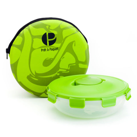 Prêt-à-Paquet Salad/Pasta Lunch Box - Green