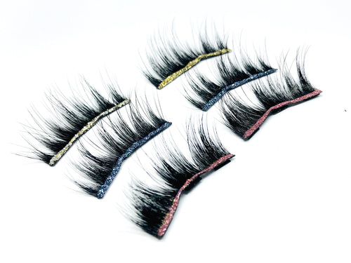 Glitter Magnetic Lashes