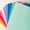 COLOURBLOCK™ A5 NOTEBOOKS