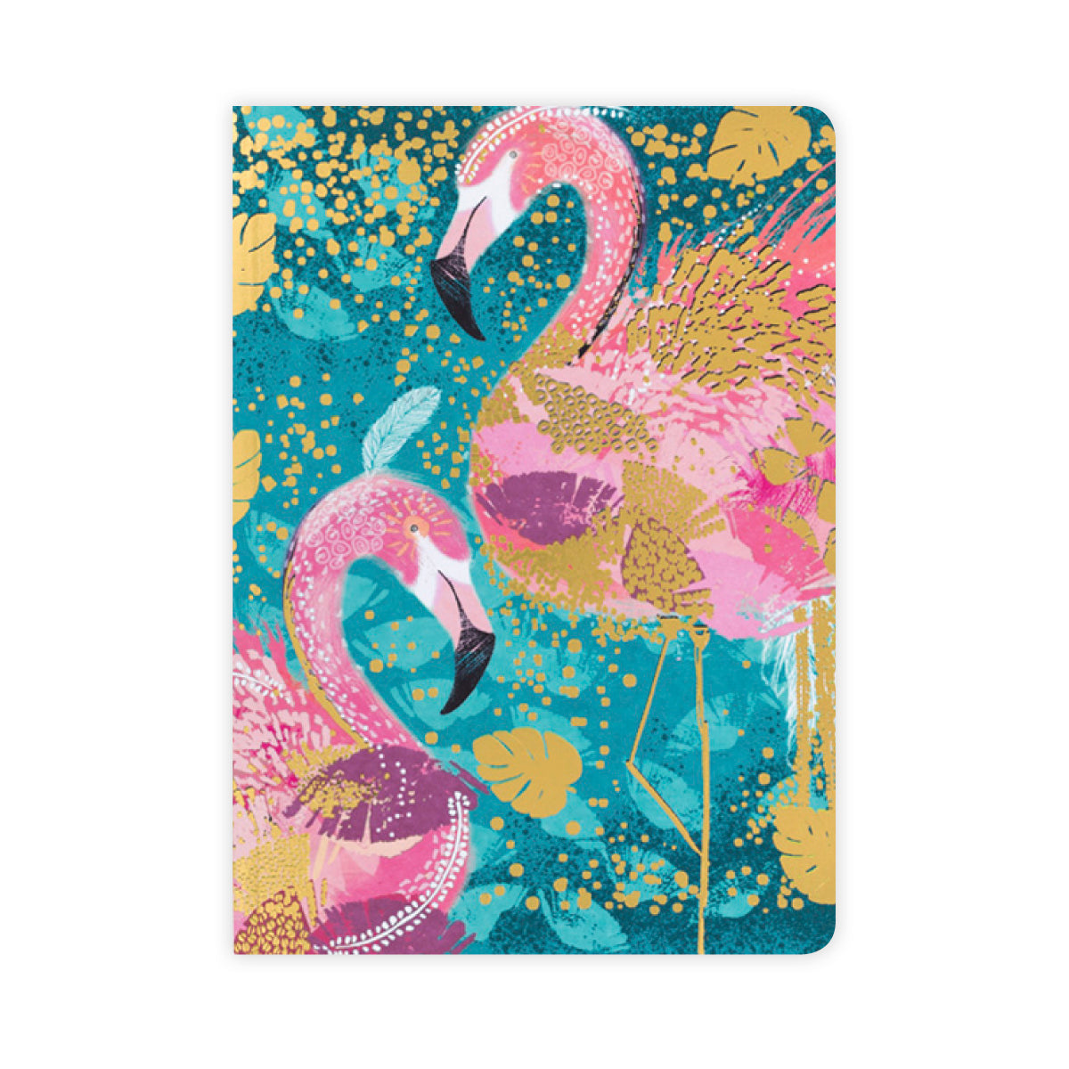 OPIUM A5 Notebook - Flamingo