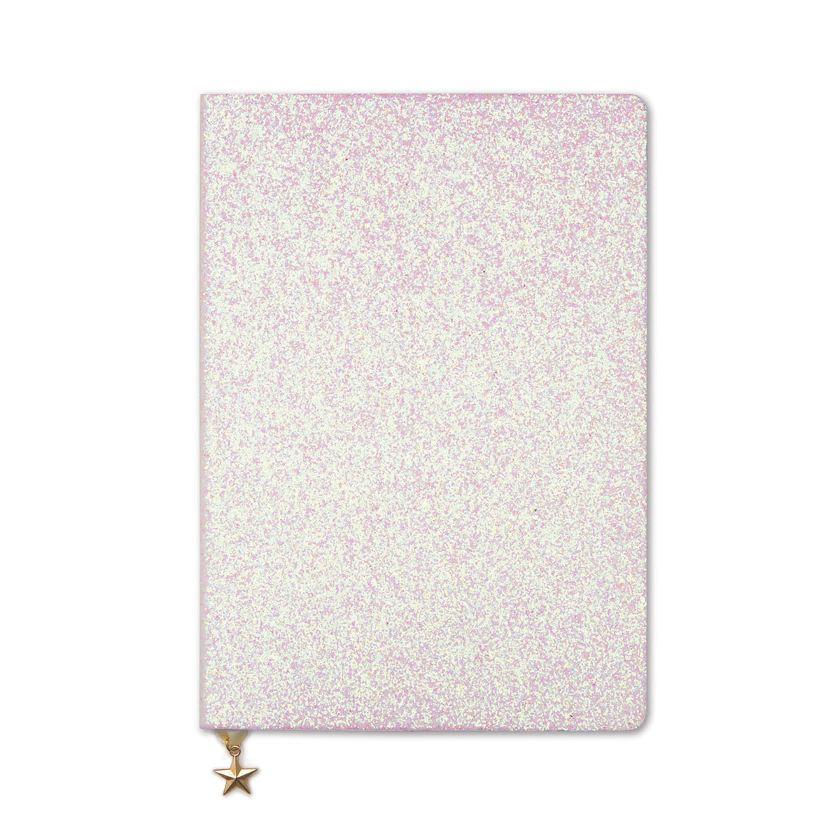 ALL THAT GLITTERS A5 Notebook - Pink Champagne
