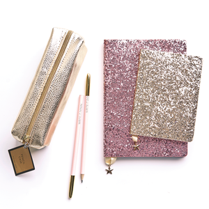 ALL THAT GLITTERS LUXURY STATIONERY SET