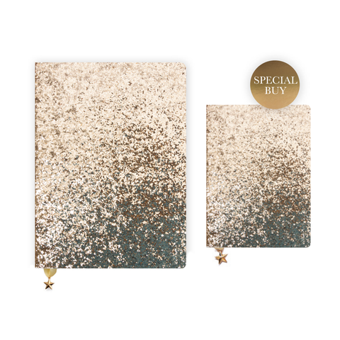 ALL THAT GLITTERS Gold Glitter Bundle Set