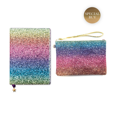 ALL THAT GLITTERS Rock the Rainbow Bundle Set