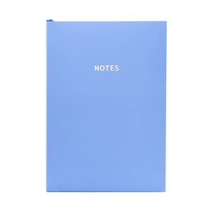 COLOURBLOCK™ A5 Notebook -  Cornflower