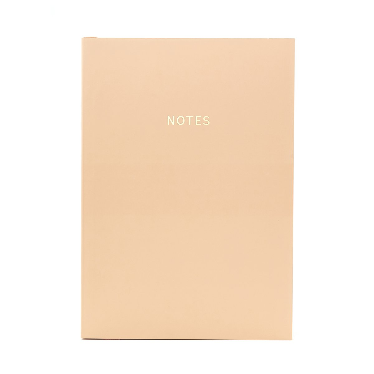 COLOURBLOCK™ A5 Notebook -  Coral