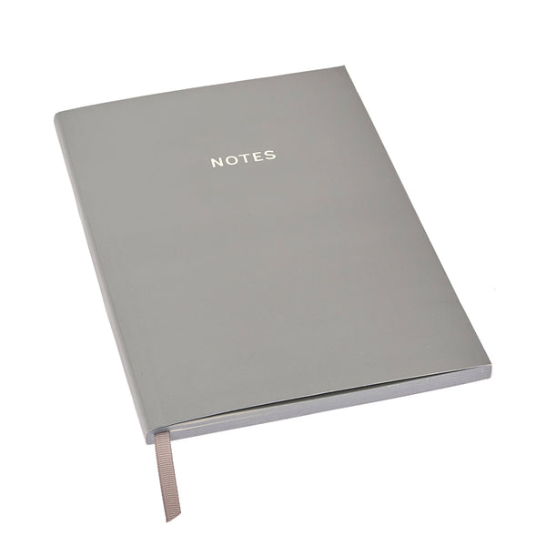 COLOURBLOCK™ A5 Notebook -  Granite
