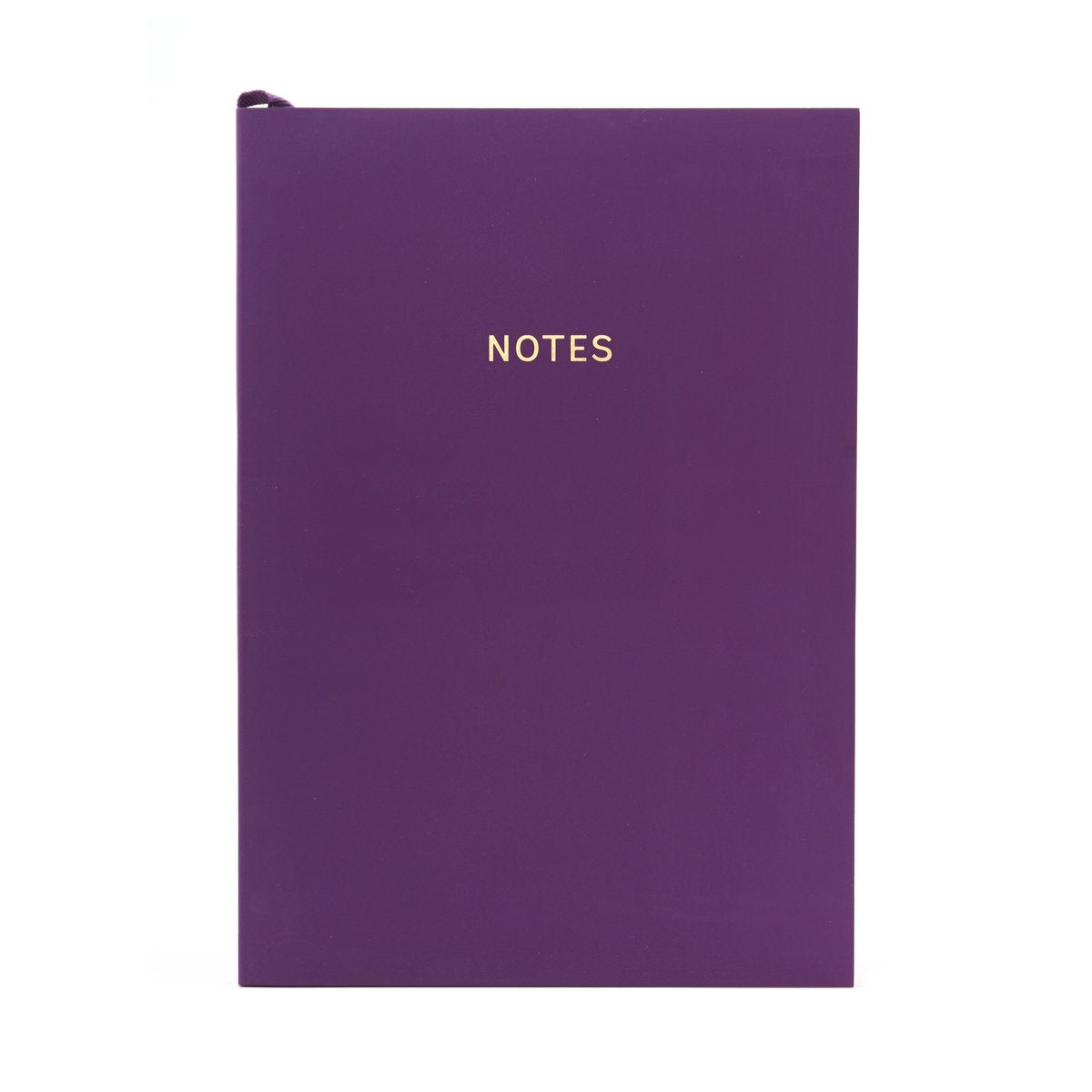 COLOURBLOCK™ A5 Notebook -  Rich Plum
