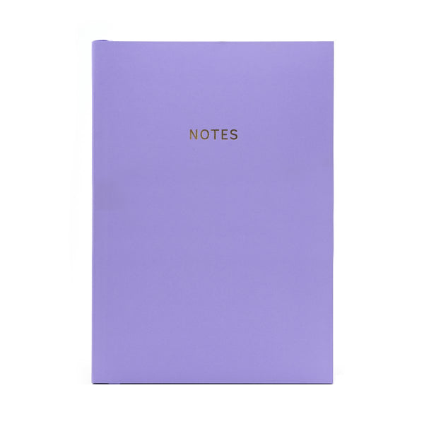 COLOURBLOCK™ A5 Notebook -  Sweet Violet