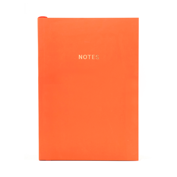 COLOURBLOCK™ A5 Notebook -  Vivid Coral