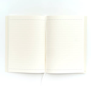 COLOURBLOCK™ A5 RULED NOTEBOOK PAPER WHITE
