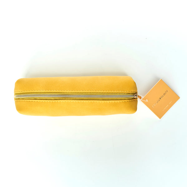 COLOURBLOCK™ Pencil case - Saffron