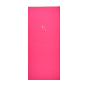 COLOURBLOCK™ To Do List - Cerise Pink