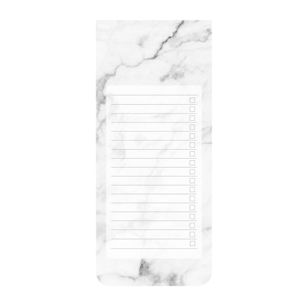 Marbleous To do list - White