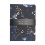 Nikki Strange Elements - A5 Notebook - THE ELEMENT OF WATER