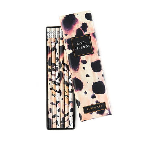 Nikki Strange Wild Life Pencil set - Mixed