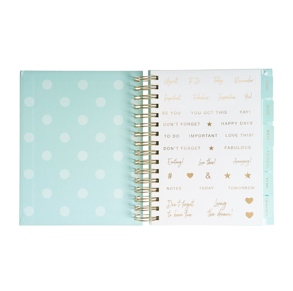 A5 Planner - Pretty Organised