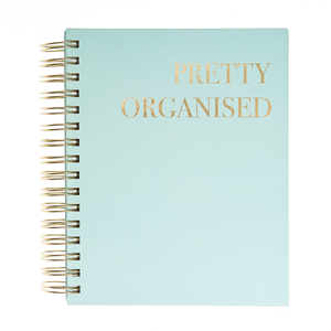 A5 Undated Diary Planner - Pretty Organised