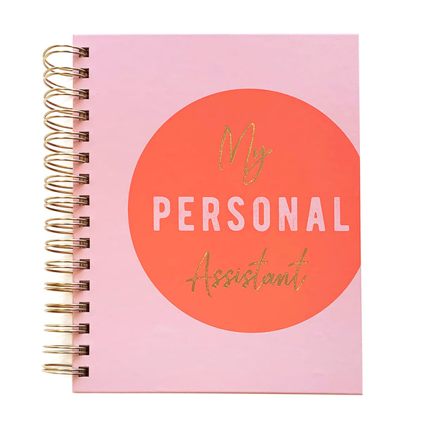 A5 Undated Diary Planner - My Personal Assistant
