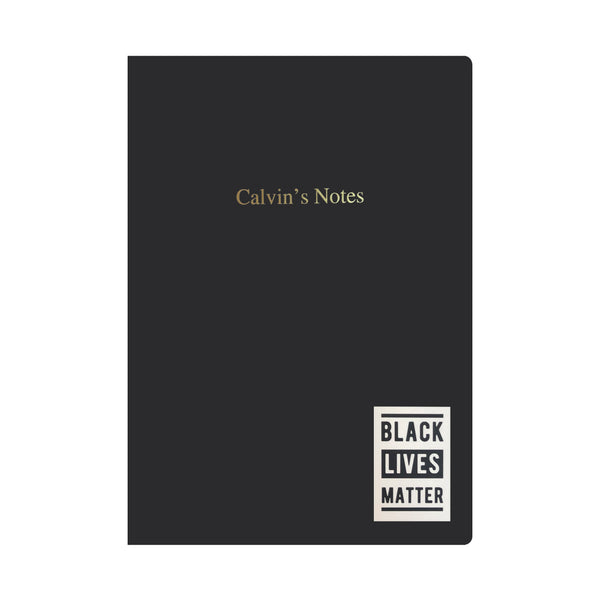 A5 Personalised Notebook - Black Lives Matter