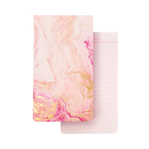 ROSE QUARTZ LIST PAD