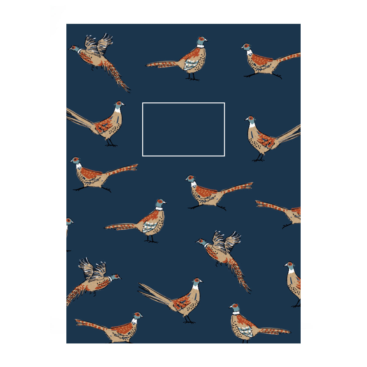 MIX & MATCH Exercise Book - Pheasant