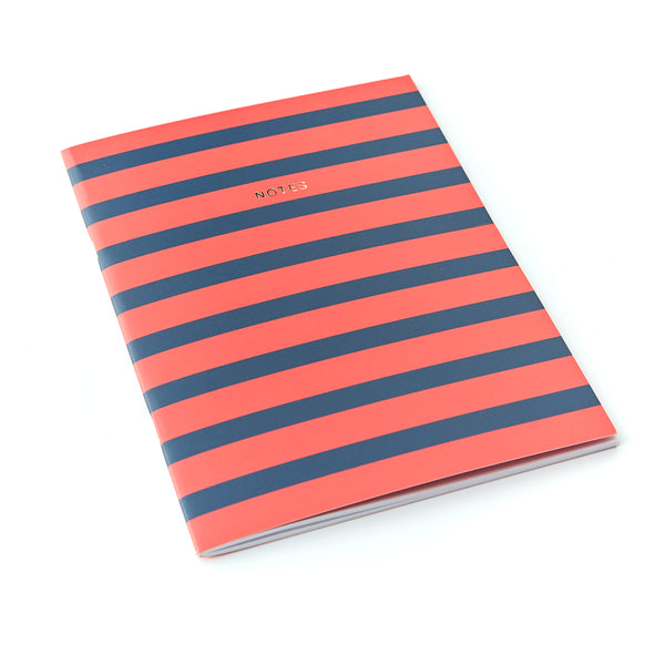 MIX & MATCH Exercise Book - Stripe