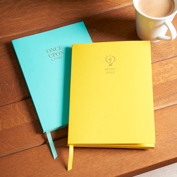 WORDSMITH A5 Notebook - Once Upon a Time