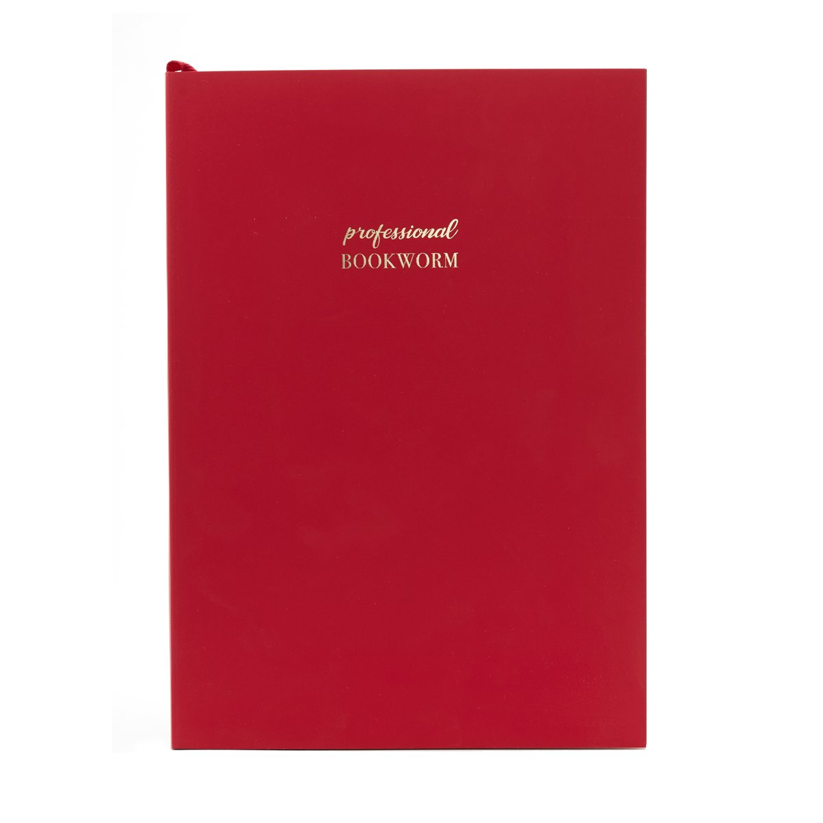 "WORDSMITH ""PROFESSIONAL BOOKWORM"" A5 NOTEBOOK"