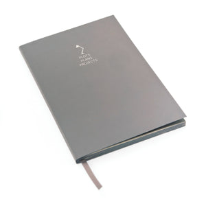 "WORDSMITH ""PLOTS PLANS PROJECTS"" A5 NOTEBOOK"