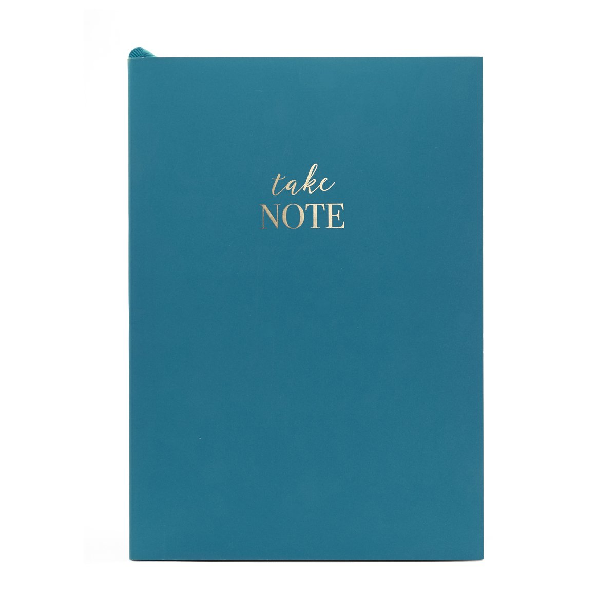 "WORDSMITH ""TAKE NOTE"" A5 NOTEBOOK"