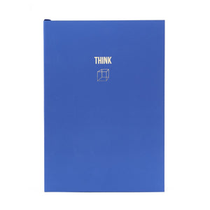 "WORDSMITH ""THINK OUTSIDE THE BOX"" A5 NOTEBOOK"