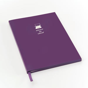 "WORDSMITH ""EDITOR IN CHIEF"" A5 NOTEBOOK"